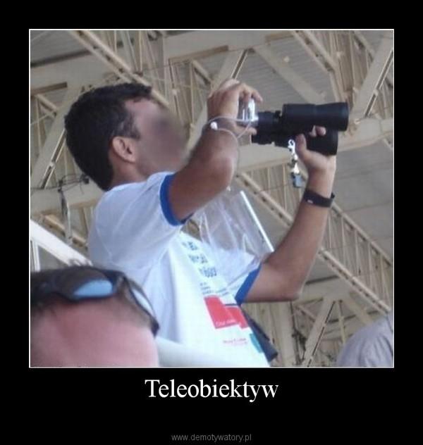 Teleobiektyw –