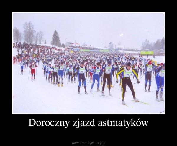 Doroczny zjazd astmatyków –