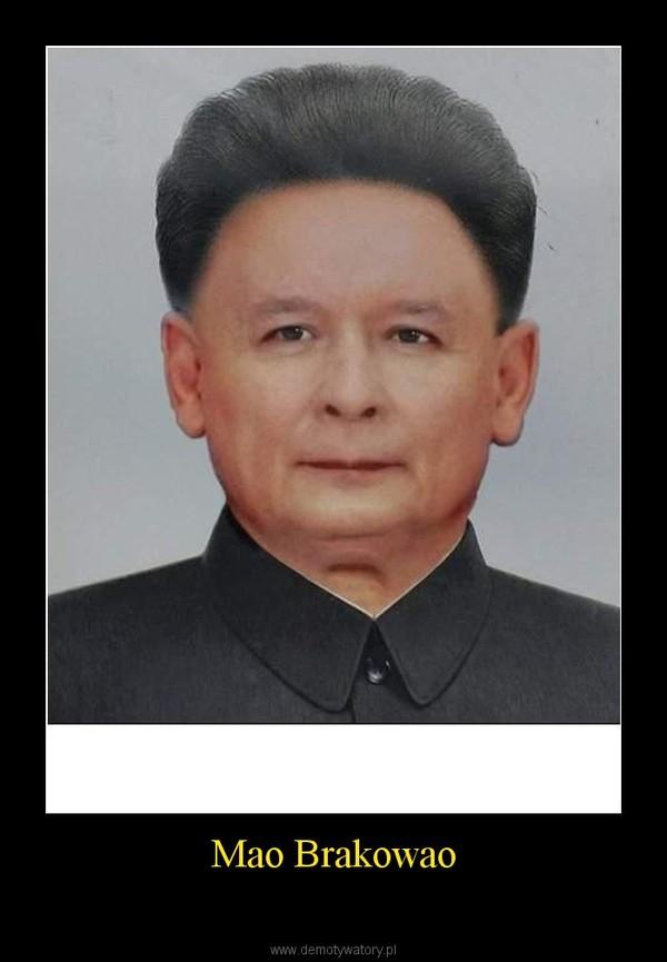 Mao Brakowao Demotywatorypl