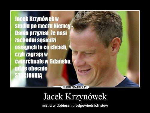 Jacek Krzynówek