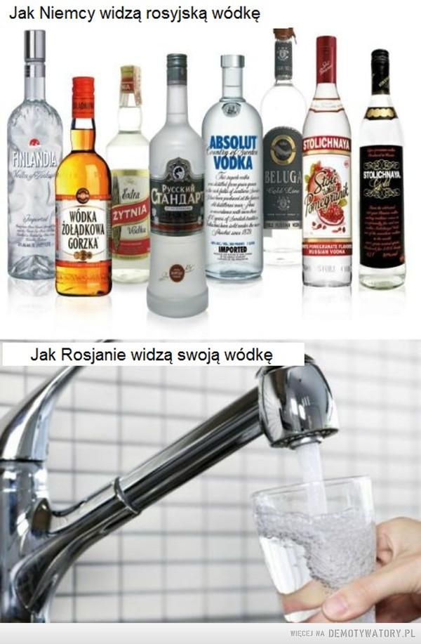 Wódka –