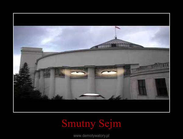 Smutny Sejm –