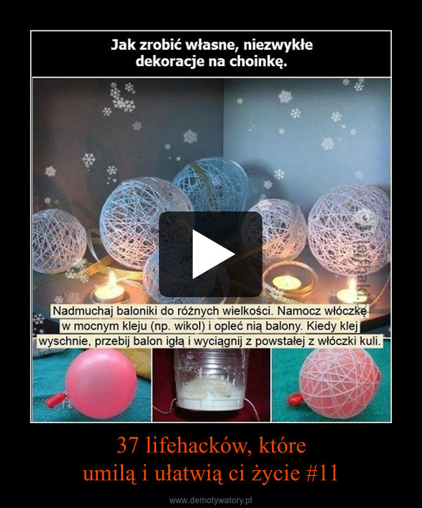37 lifehacków, któreumilą i ułatwią ci życie #11 –