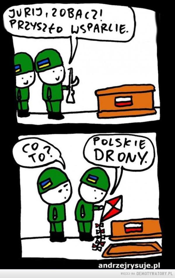 Polski dron –