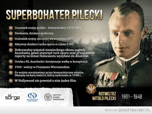Witold Pilecki –