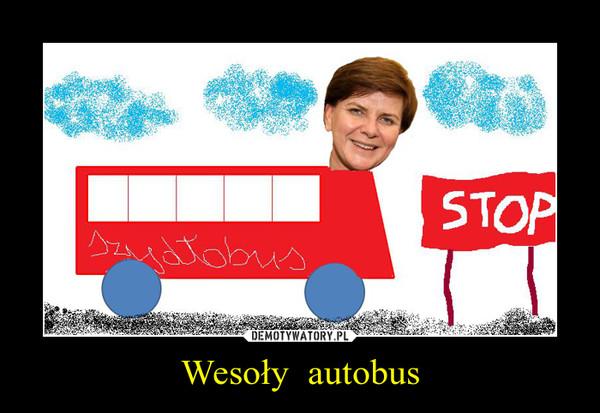 Wesoły  autobus –