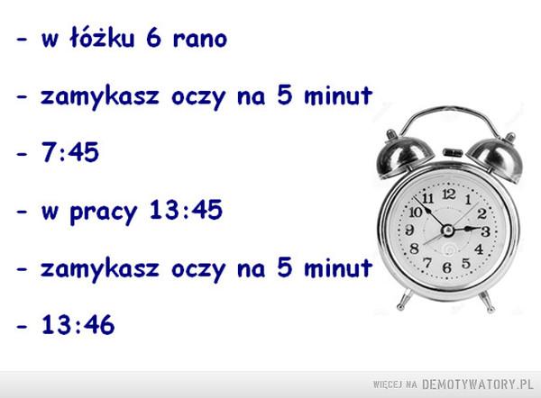 Czas... –