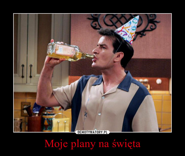 Moje plany na święta –
