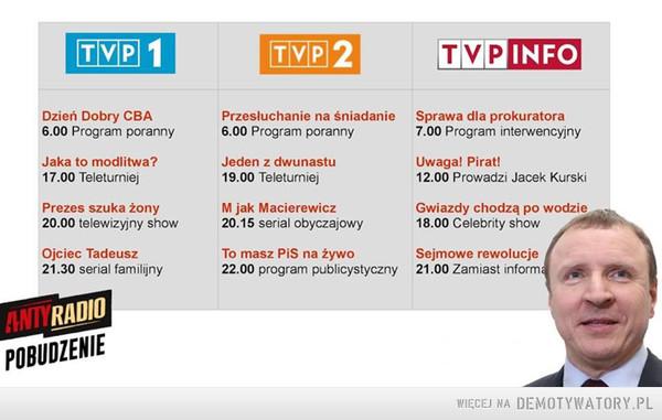 Nowy program TVP –