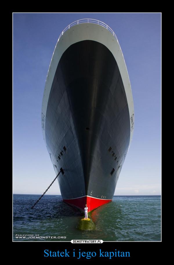 Statek i jego kapitan –