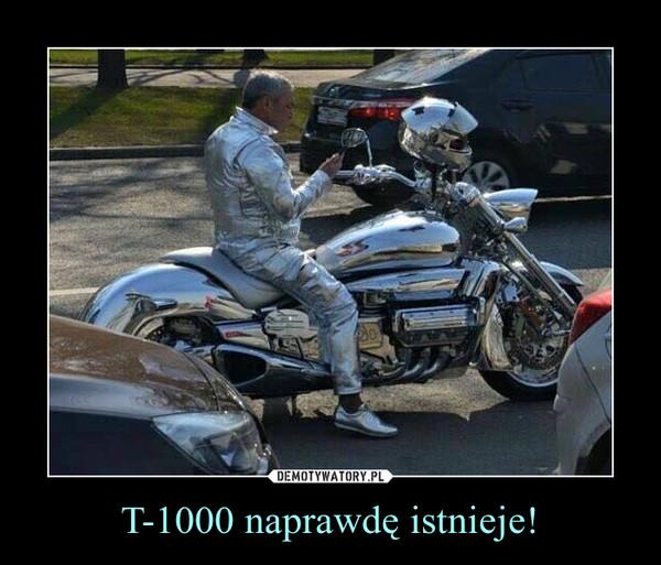 T-1000 naprawdę istnieje! –