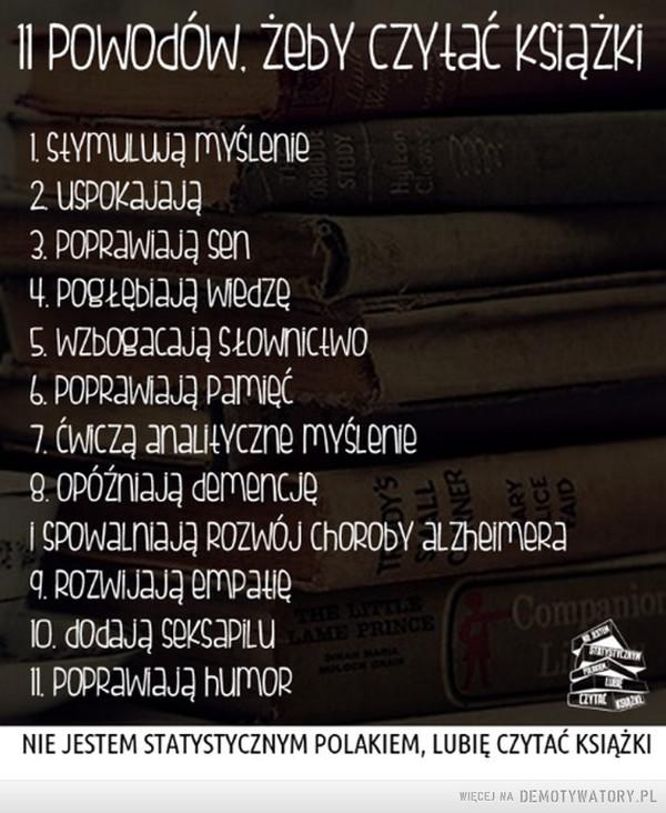 Warto czytać –