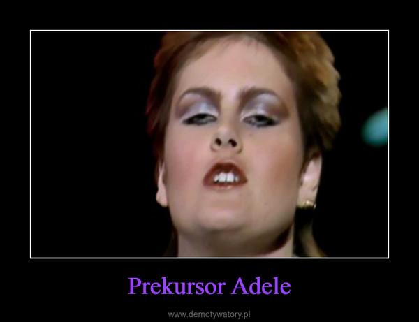 Prekursor Adele –