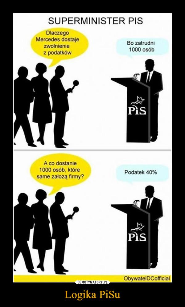 Logika PiSu –