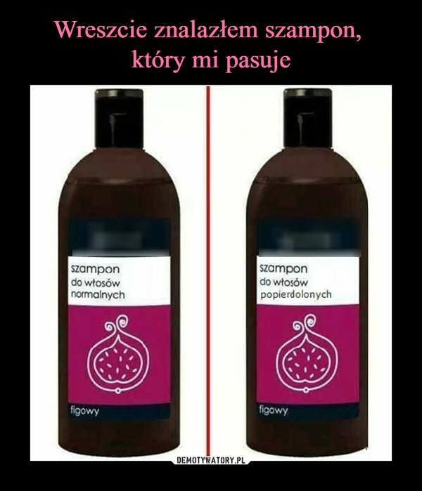 –  Ziaja szampon do włosów normalnych figowy szampon do włosów popierdolonych