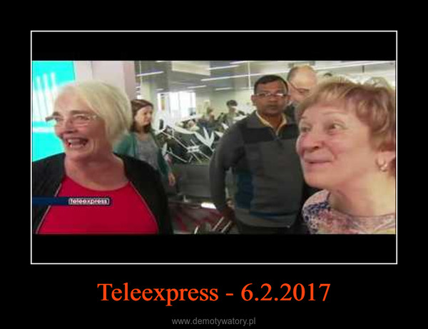 Teleexpress - 6.2.2017 –