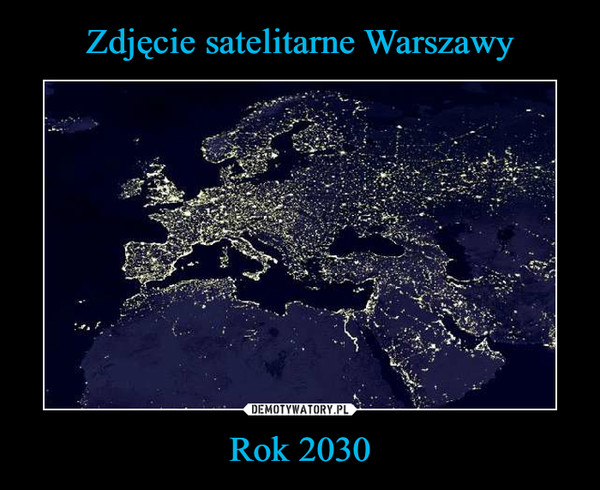 Rok 2030 –