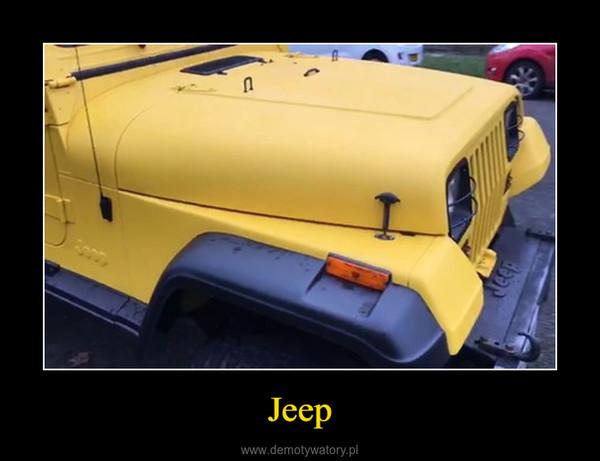 Jeep –