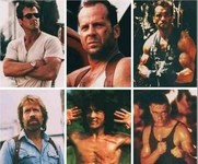 Którego kultowego bohatera kina akcji uwielbialiście najbardziej? –