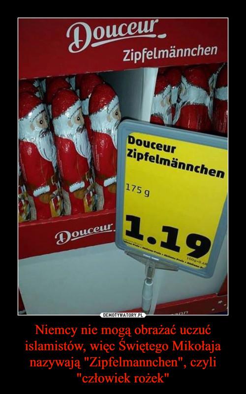 Niemcy nie mogą obrażać uczuć islamistów, więc Świętego Mikołaja nazywają