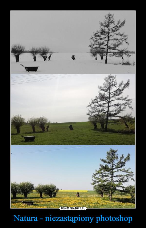 Natura - niezastąpiony photoshop –