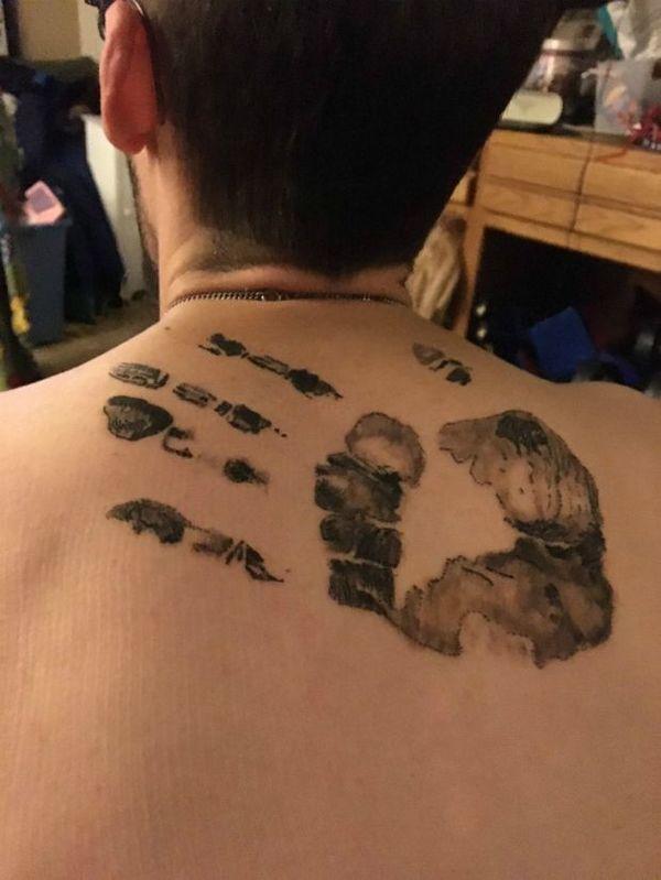 14 Tatuaży Za Którymi Kryje Się Ciekawa Historia