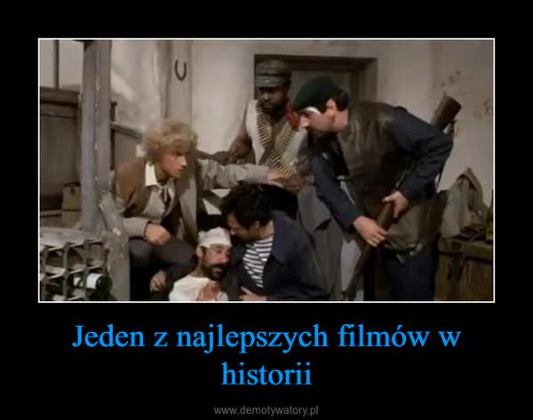 Jeden z najlepszych filmów w historii –
