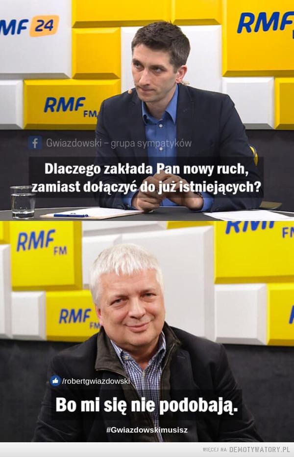 Robert Gwiazdowski –