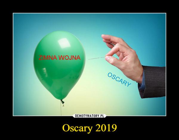 Oscary 2019 –