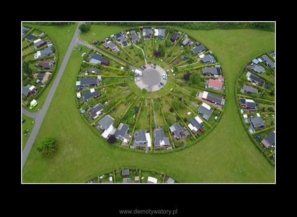 Duńskie ogródki działkowe –