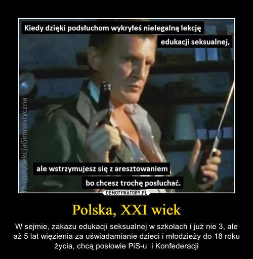 Polska, XXI wiek