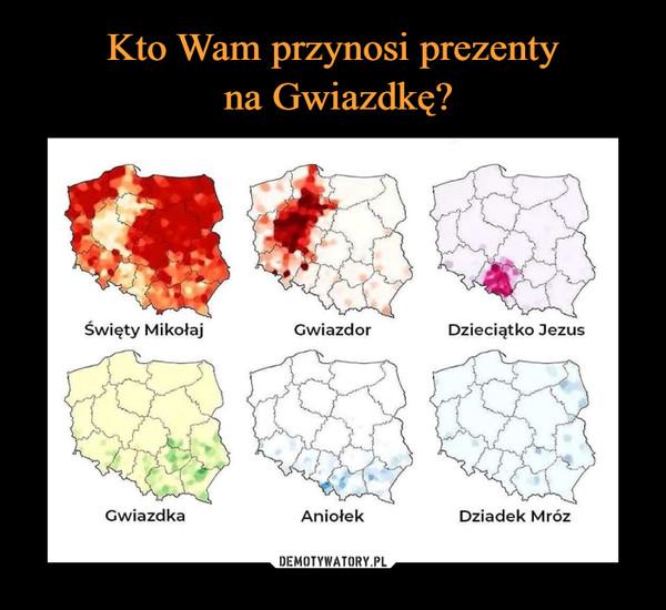 –  Święty Mikołaj Gwiazdor Dzieciątko JezusGwiazdka Aniołek Dziadek Mróz