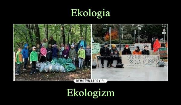 Ekologizm –