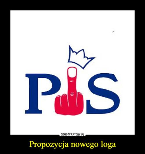 Propozycja nowego loga