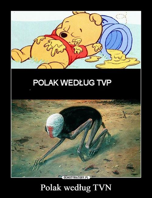 Polak według TVN