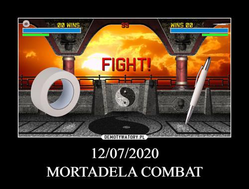 12/07/2020 MORTADELA COMBAT