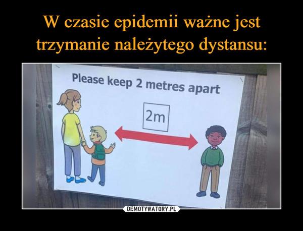 –  Please keep 2 metres apart2m