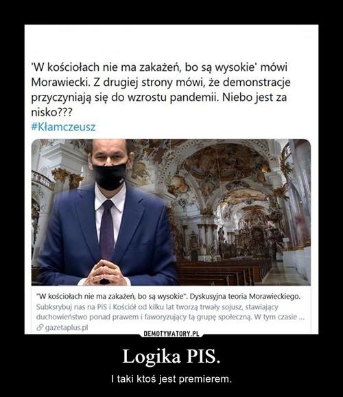 Logika PIS.
