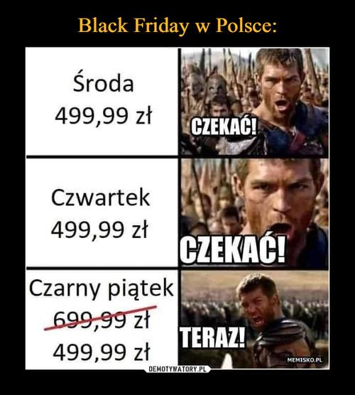Black Friday w Polsce: