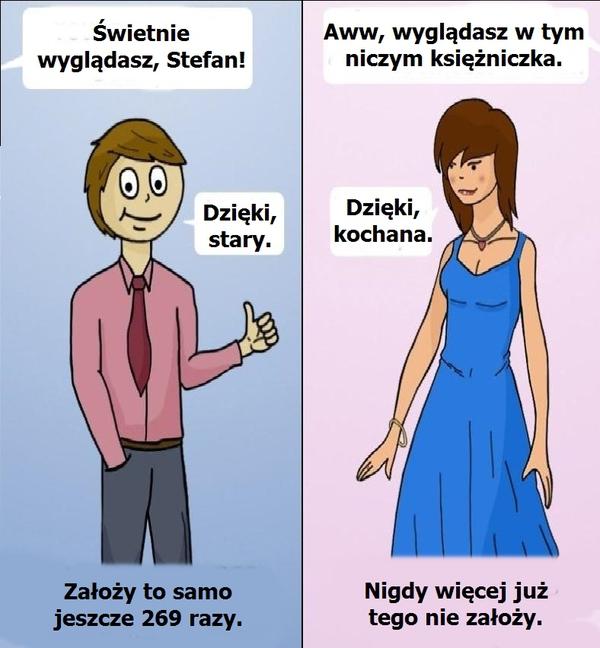 d7dd102f886589 Kobiety vs. Mężczyźni – Demotywatory.pl